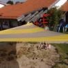 Sonnensegel Kindergarten