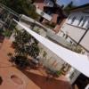 Sonnensegel Terrasse