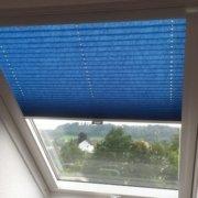 Dachfensterplissee Massanfertigung